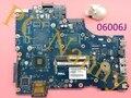 Cn-06006j 6006j vaw11 ins17r-5721 la-9102p para dell inspiron 17.3 placa madre del ordenador portátil hd graphics i3-3227u