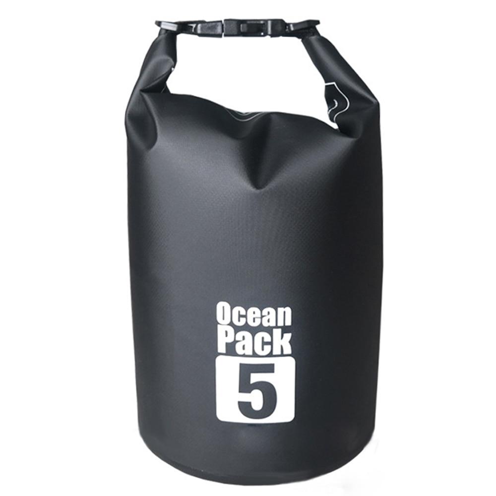 5L Outdoor Muitifunctional Durable Ultralight Rafting Camping Hiking Swimming Waterproof Bag Backpack