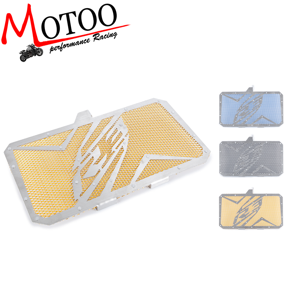 For Yamaha Yzf R3 2015-2017 New Design Motorcycle Accessories Stainless Steel Radiator Grille Guard Cover Protector Hot Sale motorcycle accessories radiator grille guard cover protector for yamaha yzf r25 yzf r25 2014 2015 page 3