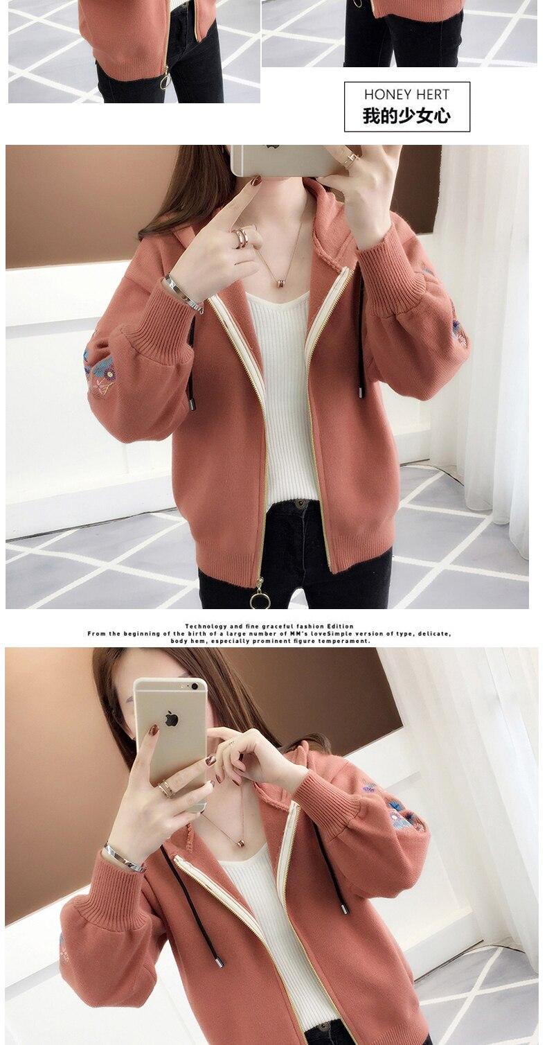 Latini maglione, vestito Coreano 6