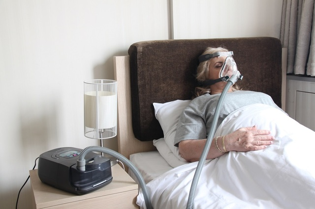 GI Auto CPAP Machine For Sleep Snoring And Apnea Therapy ...
