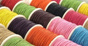Wholesale Mixed color 150M/160yards/lot Chinese Knot String Nylon Cord Rope for   Bracelet crystal