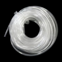 20m 4(ID)*6(OD)mm Transparent PU Pneumatic Tube Gardening Water Agricultural Irrigation Pipe Supplies Fittings