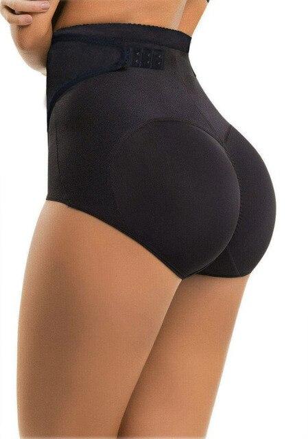 1bdd91e4e1d PRAYGER New Padded Booty Control Panties Waist Trainer Slimming Body Butt  Lifter Shapers Enhancer Corset
