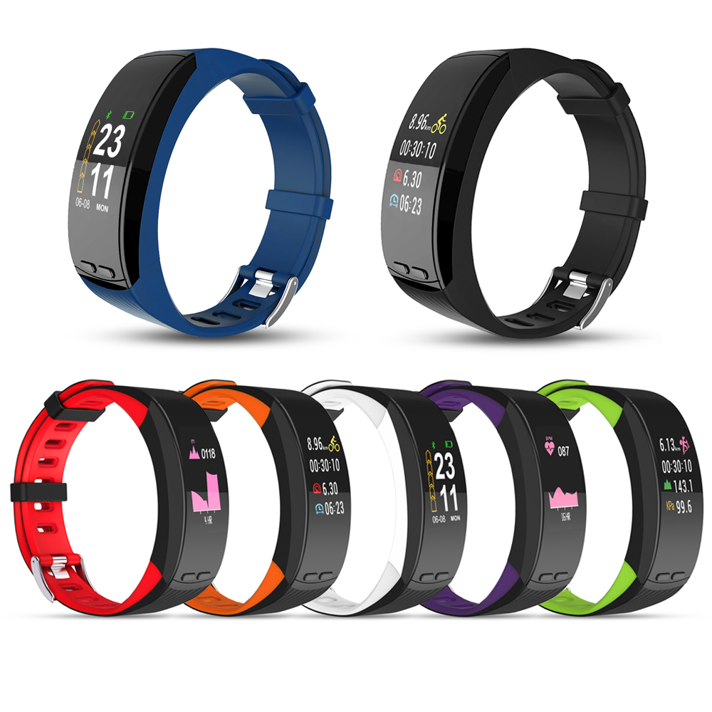 P5 Smart Band Watch Phone Activity Tracker Smartband GPS Fitness Tracker Smart Wristband Bracelet Heart Rate Monitor