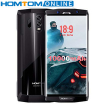 HOMTOM HT70 6 0 HD 18 9 Screen font b Smartphone b font MTK6750T Octa Core