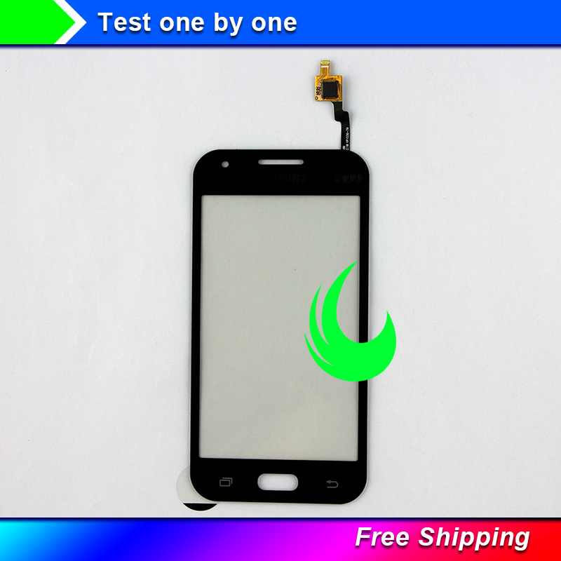 5Pcs/Lot High Quality For Samsung Galaxy J1 <font><b>J100</b></font> J100F J100H <font><b>Touch</b></font> <font><b>Screen</b></font> Digitizer Sensor Outer Glass Lens Panel Free Shipping image