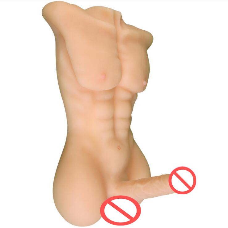 Super <font><b>Realistic</b></font> 1:1 Artificial Big Penis Beefcake Man <font><b>Dolls</b></font> Anus Channel <font><b>Female</b></font> Masturbators Male Gay Masturbation <font><b>Sex</b></font> Toy image