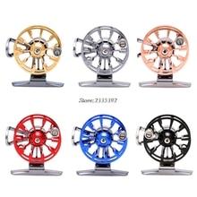 [OOTDTY] 2017 Full Metal Ultra-light Former Ice Fishing Reels Wheel Fly Fishing Reel Aluminum APR07_17