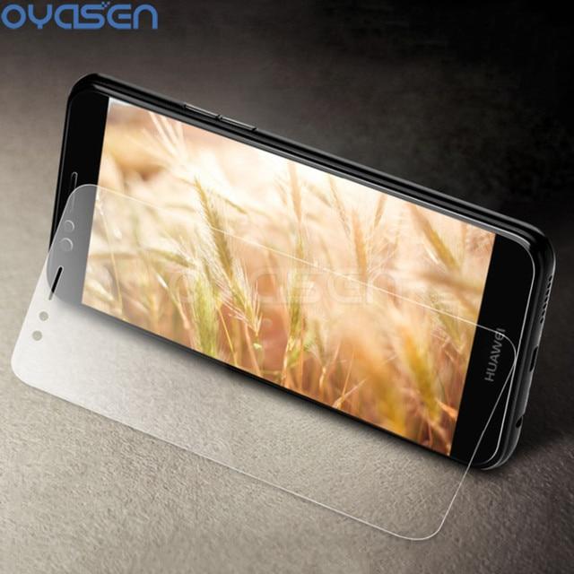Взрывозащищенный Экран протектор для huawei P20 10 Lite рro P8 P9 Lite 2017 Nova 3 3e Honor 8 9 Lite 10 V10 закаленное Стекло пленка