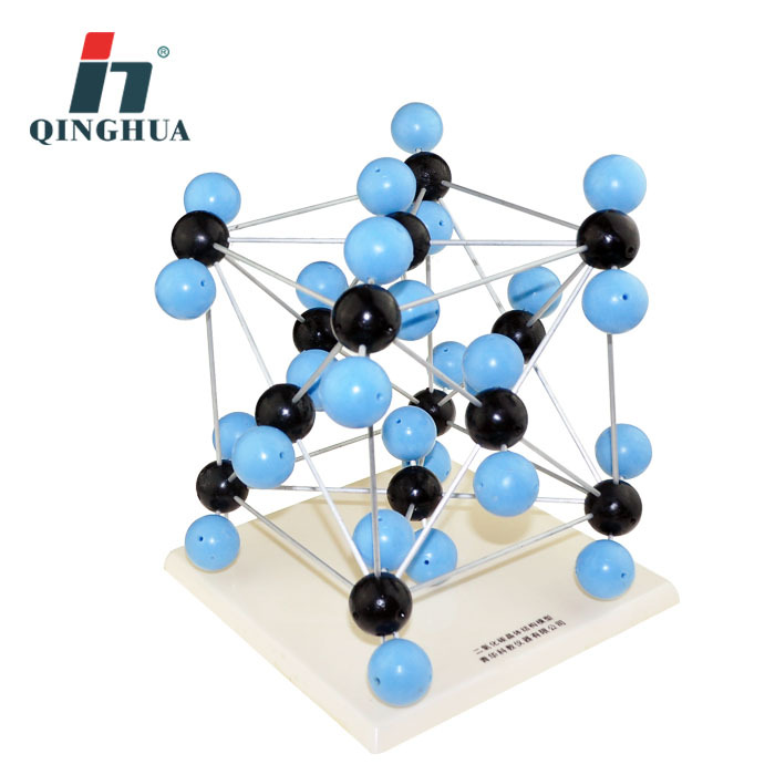 Organic Carbon Dioxide Crystal Structure Model Chemistry Molecule Set насос taifu grs 25 4