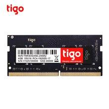 Tigo DDR4 4 GB 8 GB Memoria Оперативная память 2400 МГц памяти DDR 4 SoDIMM для ноутбуков мини-ноутбук pc 2133 МГц