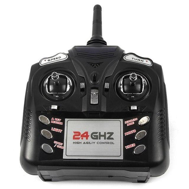 Новое Поступление JXD Дополнительные 509 Г 2.4 Г Передатчик для 509 509 В 509 Вт 509 Г 510 Вт 510 Г Пульт Дистанционного Управления Quadcopter Горячей Продажи