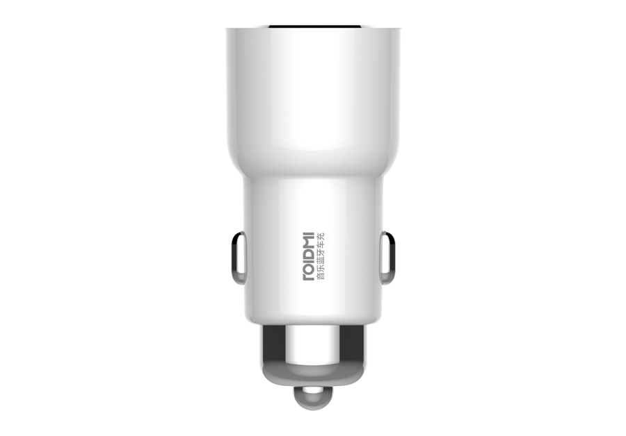 Xiaomi ROIDMI 3S Bluetooth 5V 3.4A Car Charger Music Player FM Smart APP for iPhone and Android Smart Control MP3 Player new