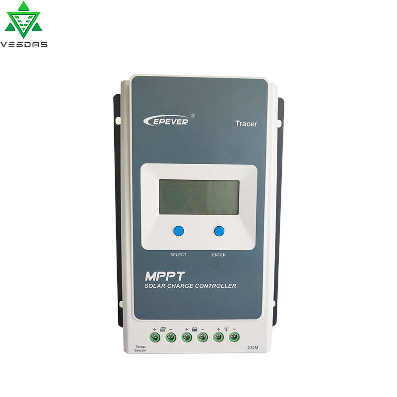 MPPT 40A/30A/20A/10A Solar Charge Controller 12V 24V Auto Battery Charger Regulator Solar cells Panel
