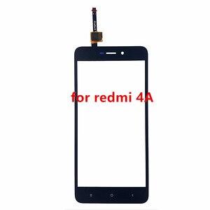 Image 1 - Dành Cho Xiaomi Redmi Dòng Cảm Ứng Bộ Số Hóa Cảm Biến Mặt Trước Kính Màn Hình Cảm Ứng Với Bảng Điều Khiển Redmi 1 S 2 3 S 4A 4X màn Hình Cảm Ứng