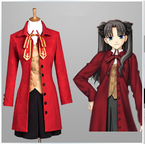 Aliexpress.com : Buy NEW FATE STAY NIGHT. Ensaka Rin anime cosplay ...