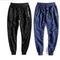 Бесплатная доставка размера плюс 6xl 7xl 8XL 9XL 10XL мужские льняные брюки в стиле хип-хоп военные мужские повседневные длинные брюки в китайском с...