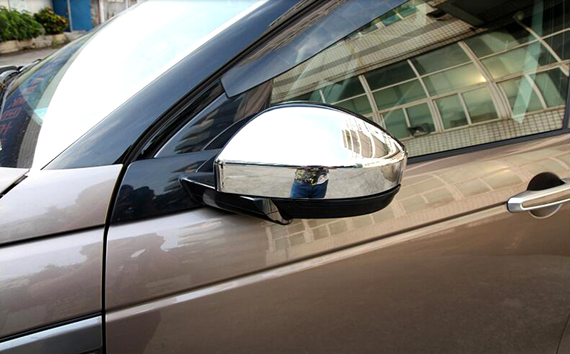 For Land Rover Range Rover Velar 2017 2018 ABS Exterior Side Rearview Mirror Cover Trim 2pcs коврики в салон land rover range rover evoque 2011