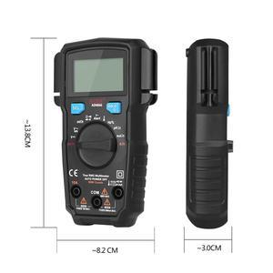 Image 5 - Portable Digital Multimeter BSIDE ADM66 Auto Range True RMS Multimetro DC AC Voltmeter Ammeter Thermometer Ohm diode Tester
