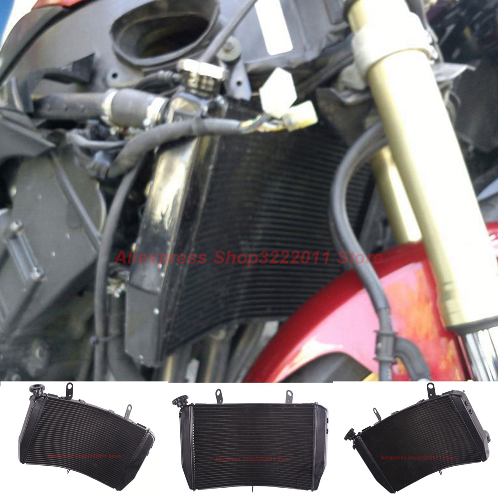 Motorcycle Radiator for YAMAHA YZF R1 2004 2005 2006 Aluminum Water Cooler Cooling Kit motorcycle radiator for honda cbr600rr 2003 2004 2005 2006 aluminum water cooler cooling kit
