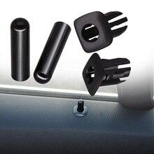 ABS + PC araba kapı mandalı araba kapı kilidi düğme Pin BMW F10 F02 F07 E70 E84 E90 F35 f18 F07 E70 E89 X5 X3 X1 X6 330i 318i 325i