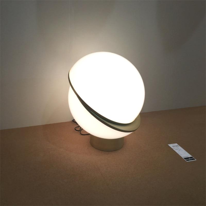 Semi-spherical 3D Moon Lamp - Lamps & Lighting