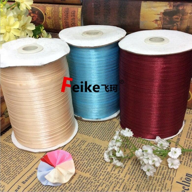 10mm 380yards/lot tag rope line ribbon red ribbon DIY bow tie clothing accessories weddi ...