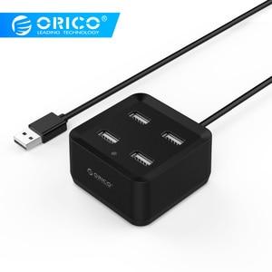 ORICO USB2.0 HUB 4 Ports HUB D