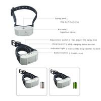 Dog Barking Stopper Anti Barking Spray Collar Dog Training Device FP8