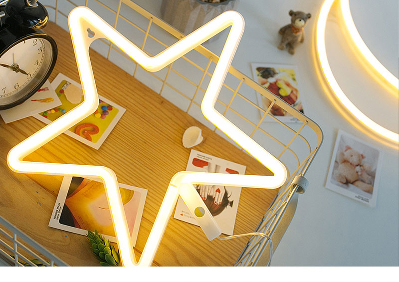 Creative Love in Heart Led Neon Sign Light for Holiday Xmas Party Wedding Decorations Bar Home Wall Decor Fashion Lighting (8)