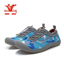 2016 XIANGGUAN comfortable breathable Lycra mesh fresh men &  women athletic botas trekking outdoor sport Sneaker Running shoes