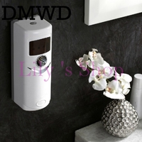 Automatic air freshener for hotel home toilet regular perfume sprayer machine diffuser deodorization aerosol fragrance dispenser