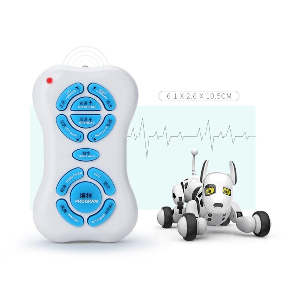 Intelligente RC Robot Chien jouet Électronique Animaux Chien Enfants Pedagogique Jouet Mignon Animaux RC Robot Intelligent cadeau Pour enfants - 4