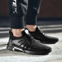 Male Breathable Comfortable Casual Shoes Fashion Men Mesh