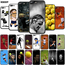 WEBBEDEPP Roger Federer TPU Phone Case for OPPO A1 A3S A5s A7 A37 A57 A73 A83 F5 F11 R15 R17 Pro Soft Cover lavaza african beauty girl tempered glass soft case for oppo a3s a5s a7 a37 a39 a57 a73 a77 a7x f5 f7 f9 f11 cover