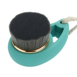Bamboo Charcoal Facial Cleaning Brush Soft Hair Face Wash Brushes Pore Cleanser New