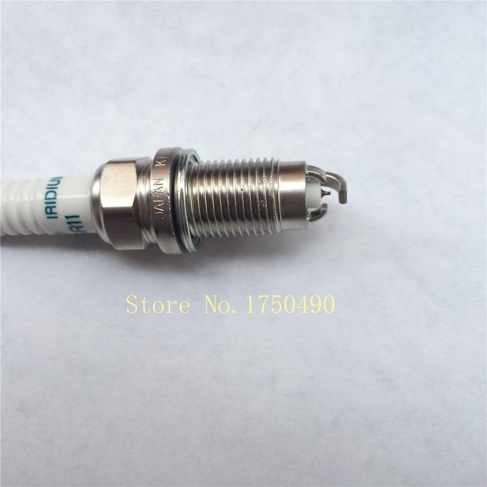 (4 stks / partij) hoge kwaliteit bougie iridium stekker voor toyota - Auto-onderdelen