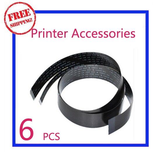 6PCS Flat ADF Scanner Cable for HP LaserJet M1005 M1005MFP M1120 M1120MFP CM1015 CM1017 M1213 1522 2727 3390 M1536 Q6456-60101