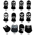 2016 New Arrival Tactical Military Ghost Skull Full Face Mask Outdoor Paintball Airsoft CS WarGame Army Balaclava Free Shipping