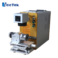 High Precision Factory Price Portable Fiber Laser Marking Machine For Jewelry Ring Engraving