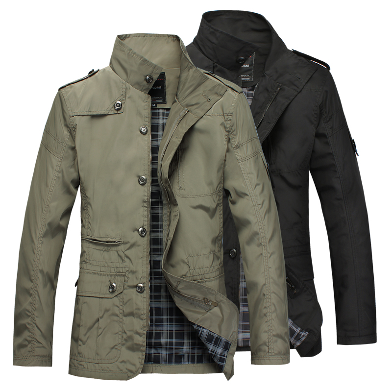Online Get Cheap Mens Casual Jackets Coats -Aliexpress.com ...