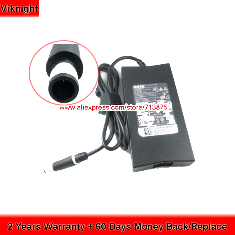 19,5 В 7.7A DA150PM100-00 AC Мощность адаптер для Dell Alienware M15X M14X M17X XPS M2010 ноутбука Питание