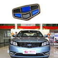 Geely new Emgrand 7 EC7 EC715 EC718 Emgrand7 E7,RS,car logo,car emblem ,blue with black,original car parts