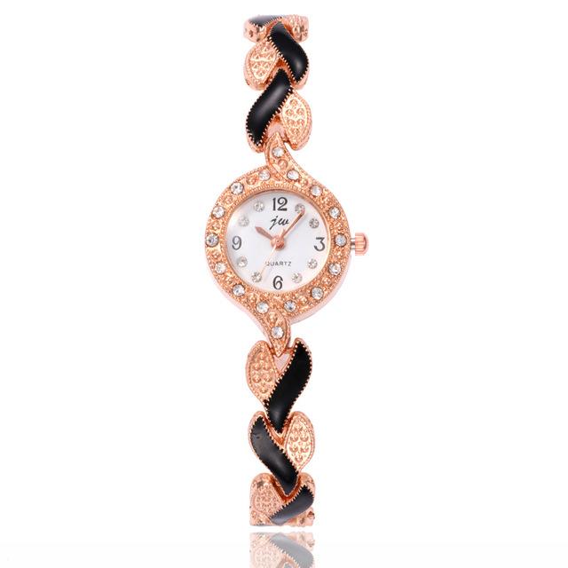 Relojes creativos de moda de las nuevas señoras