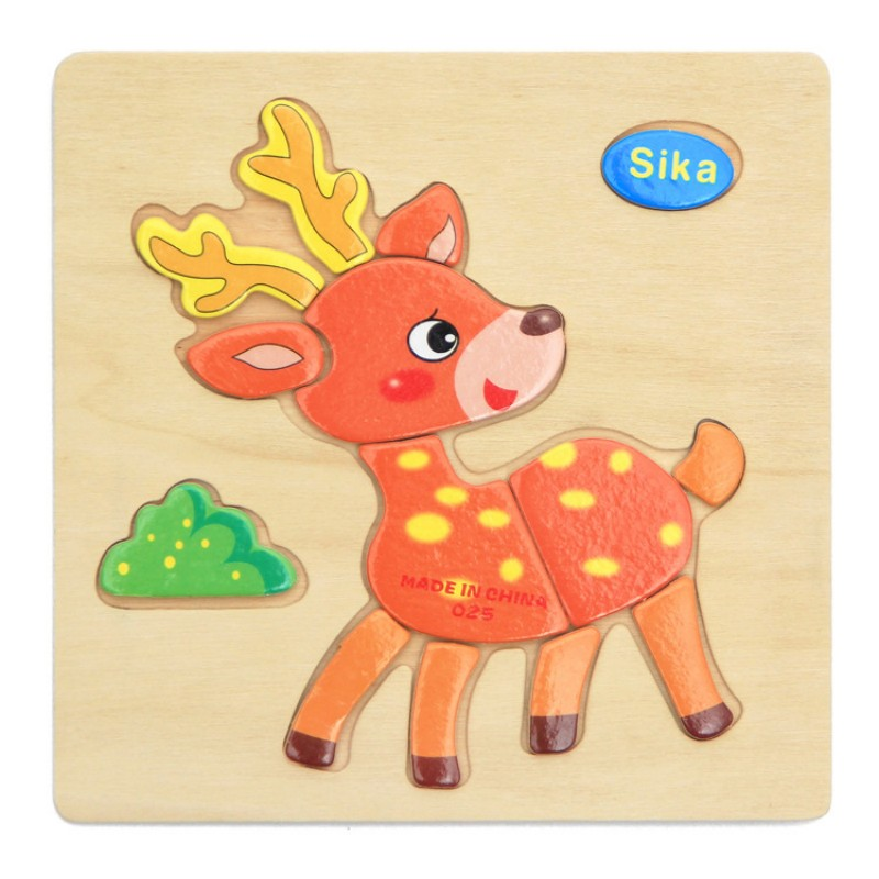 popular 3d deer puzzlebuy cheap 3d deer puzzle lots from