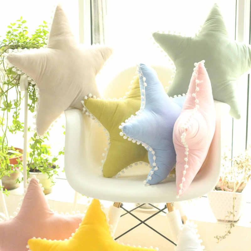 45 cm Estrela Bonito Brinquedo de Pelúcia Macia Animal Dos Desenhos Animados Travesseiro Lindo Presente de Natal para Crianças Kawaii Presente presente Do Valentim