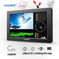 "LILLIPUT Monitor Q7 7"" 1920*1200 Full HD Monitor with SDI and HDMI Cross Conversion Metal Housing High Resolution for Camcorder"