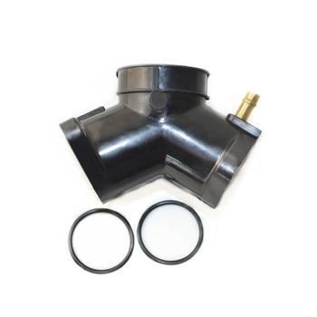 O-Ring Carburetor Interface Pad Plastic Intake Outlet Manifold For Yamaha XV250 XV 250 125 240 XV125 XV240 Virago sr125 xv125 xv250 virago brake caliper assembly 4hm 2580t 00