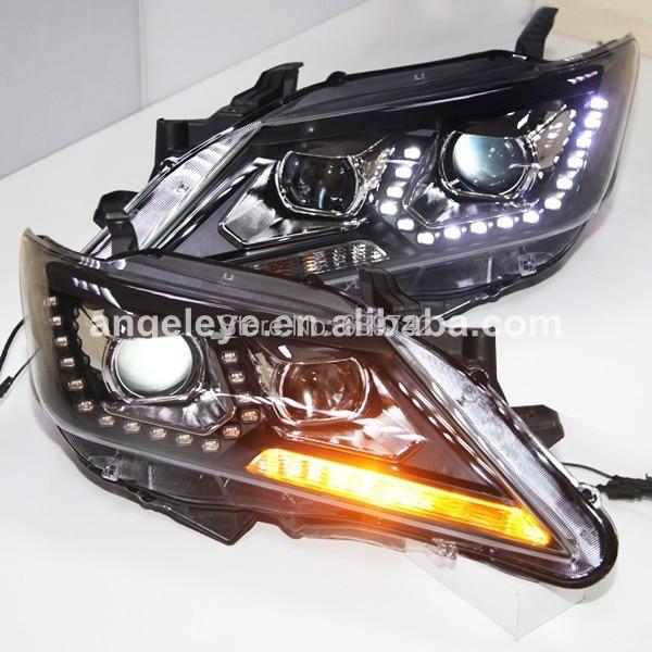 Za TOYOTA 2012 Camry LED svetilka Angel Eyes PW V2 - Avtomobilske luči - Fotografija 1